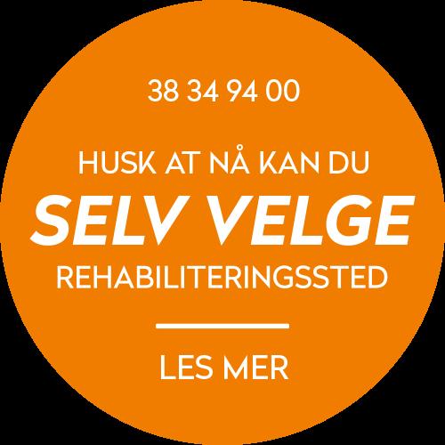 Sørlandets rehabiliteringssenter - Fritt rehabiliteringsvalg - søk fra hvor som helst i landet