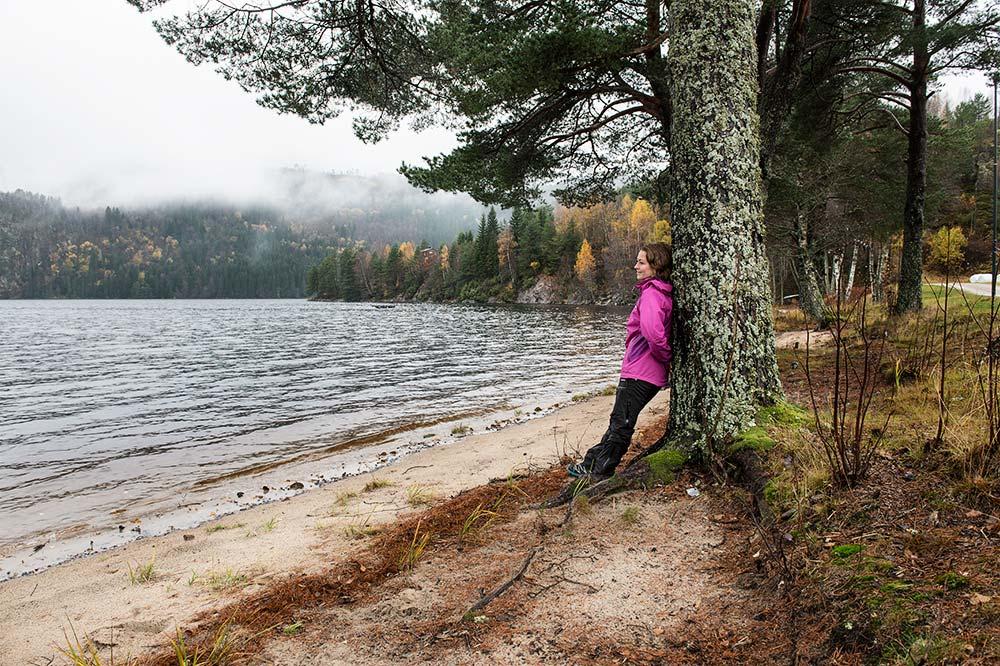 Sørlandets rehabiliteringssenter Eiken / Uteområder