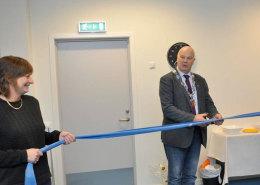 Åpning av nybygget - Sørlandets rehabiliteringssenter