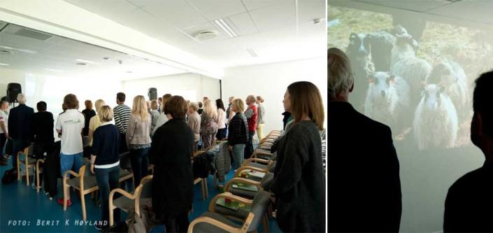 Fagdag ved Sørlandets rehabiliteringssenter / Avspenning