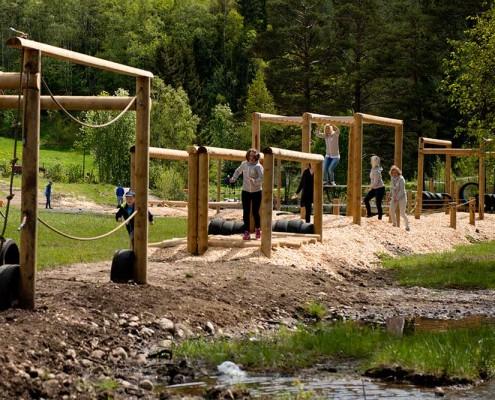 Sommerstengt ved Sørlandets rehabiliteringssenter