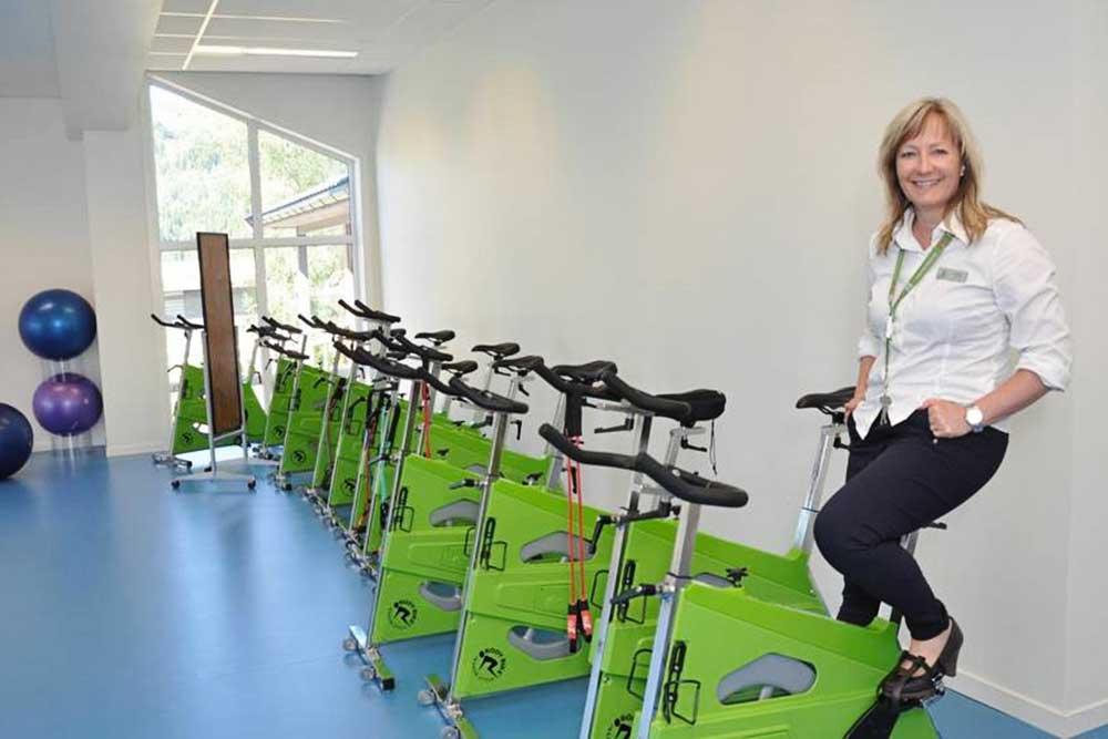 Sørlandets rehabiliteringssenter - Reidun Meberg Bulut - Omsetning på over 30 millioner