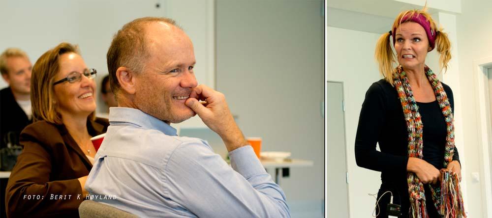 Fagdag Søvn og søvnproblemer / Sørlandets rehabiliteringssenter Eiken