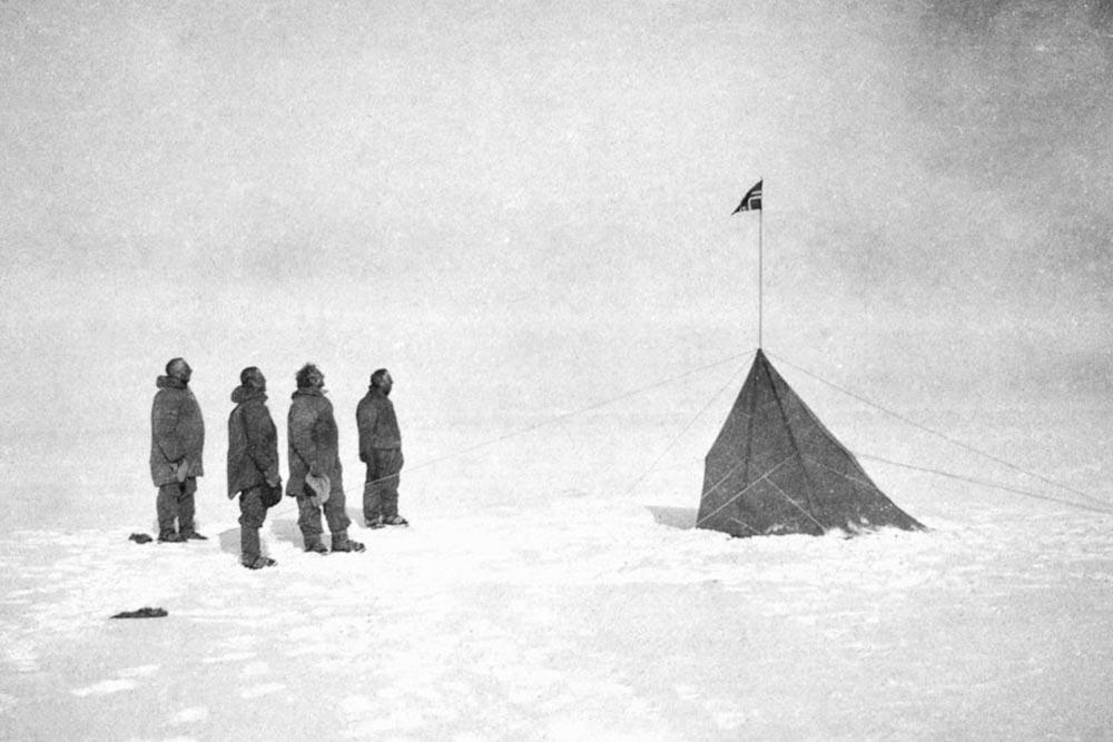 Amundsens ekspedisjon til Sydpolen - Astrid Furholt til Sydpolen / Sørlandets rehabiliteringssenter