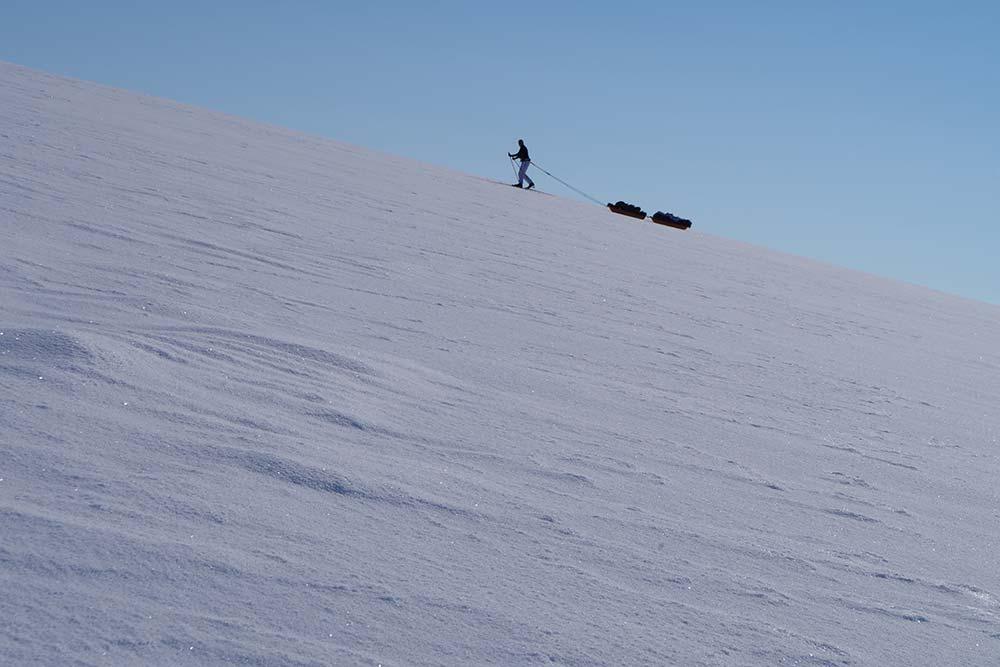 Astrid Furholt skal til Sydpolen og har funnet sin drivkraft. Hva er din drive?