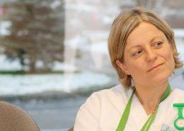 Kreftsykepleier Astrid Cecilie Salvesen Moe
