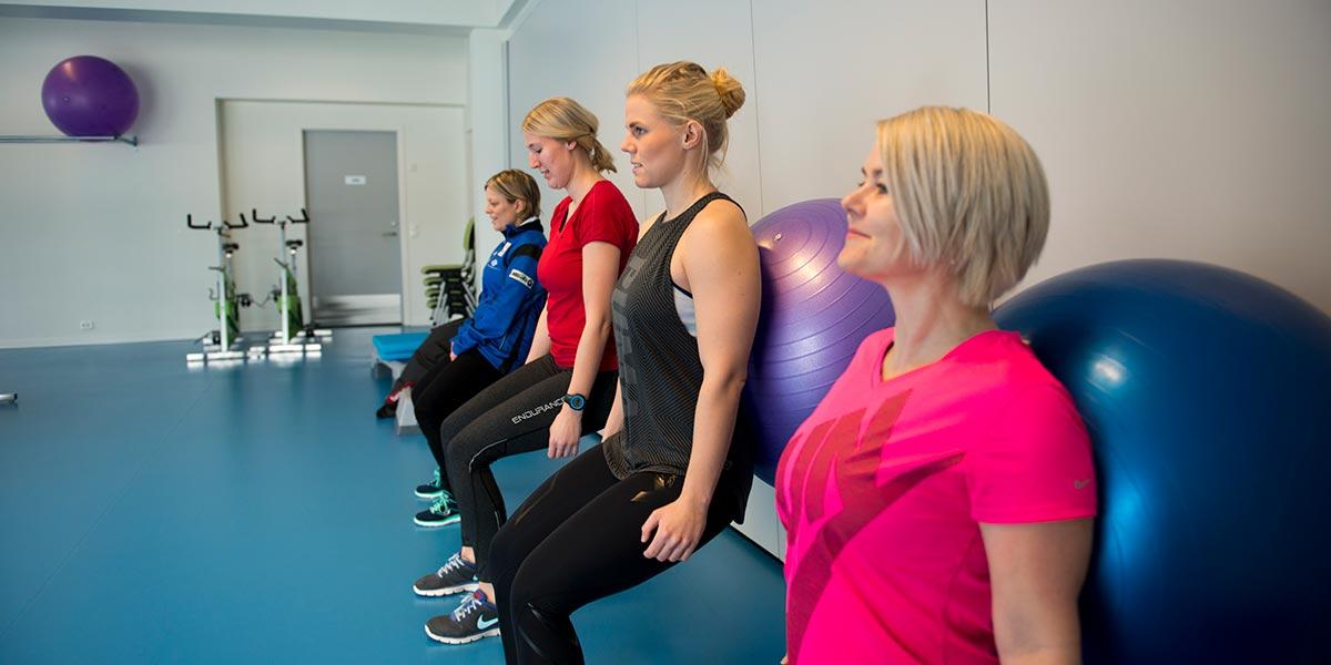 Skikkelig rehabilitering er avgjørende / Kreftrehabilitering ved Sørlandets rehabiliteringssenter