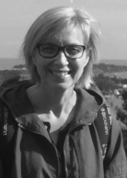 Liss Jessen / foredragsholder fagseminar Sår og sårbehandling