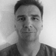Marcus Gürgen / foredragsholder fagseminar Sår og sårbehandling