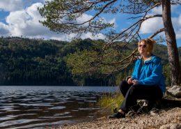 Mariann Wandas på Sørlandets Rehabiliteringssenter, Eiken