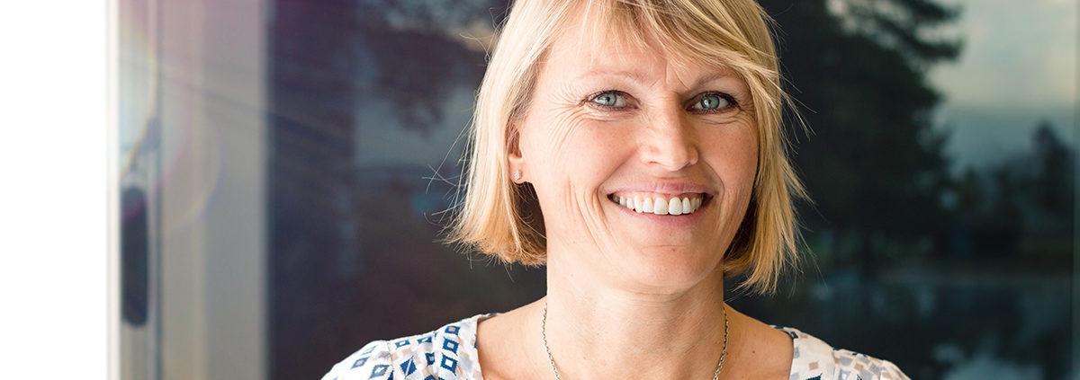 Gro B. Aasheim, Sørlandets rehabiliteringssenter