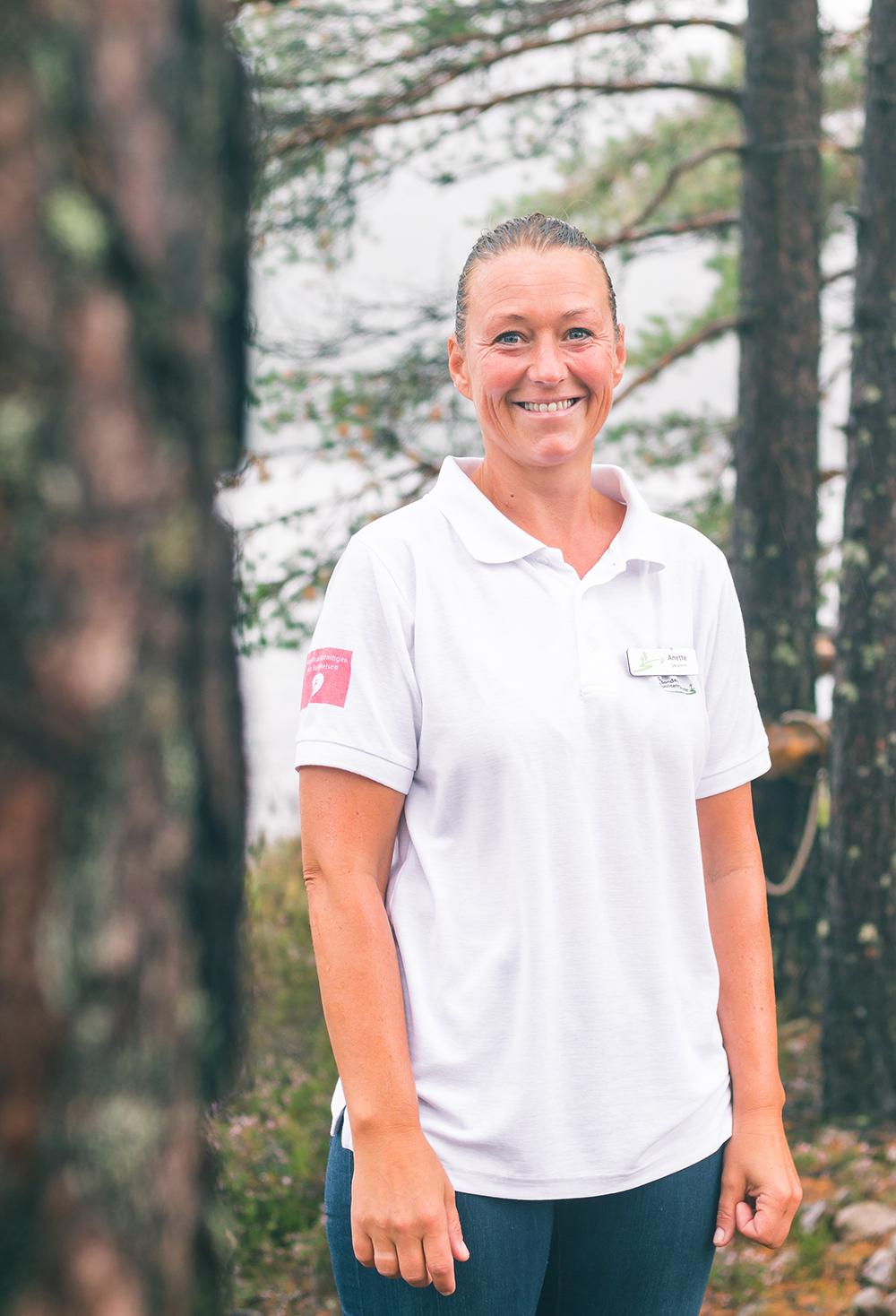 Sykepleier Anette Hobbesland Sandnæss