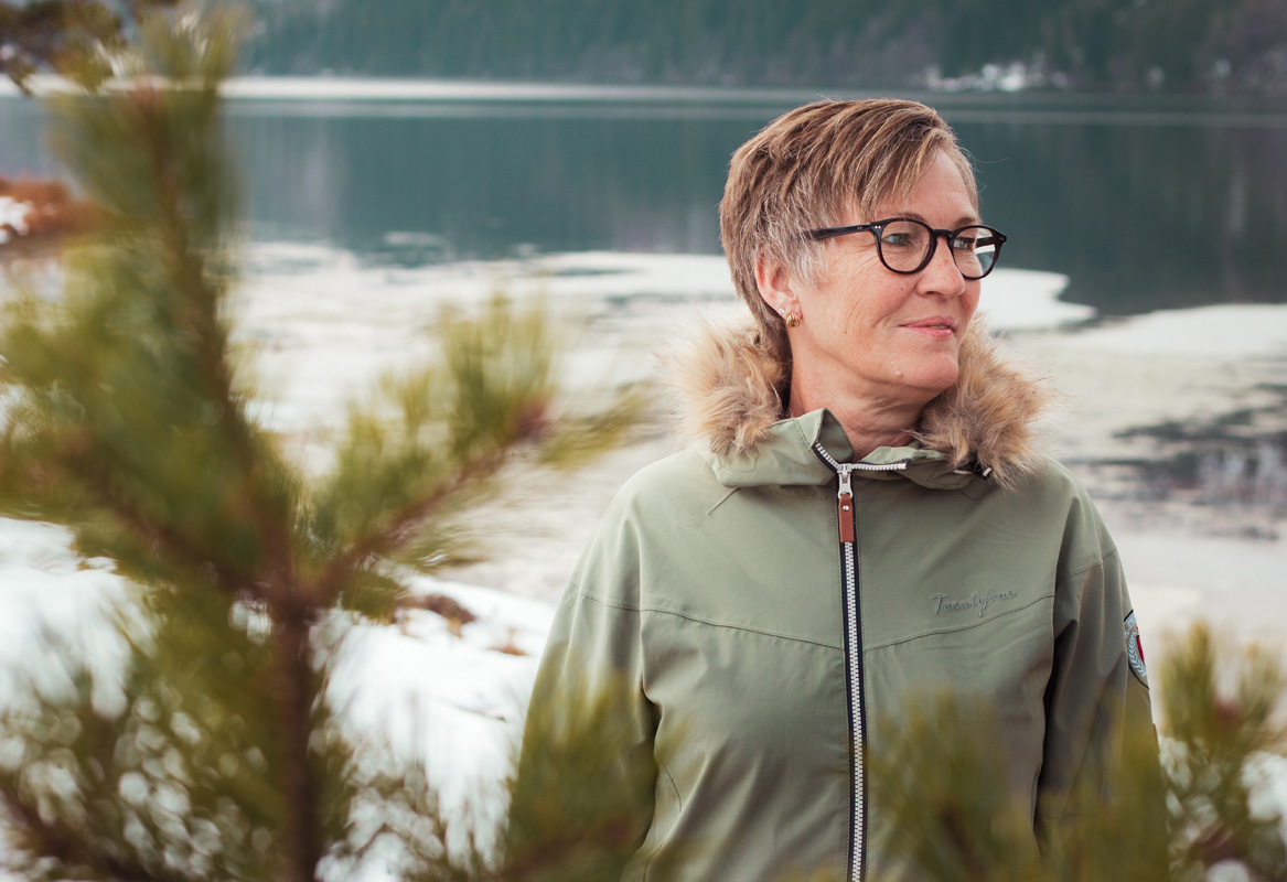 Portrett av Gro Belinda Åvesland Lund